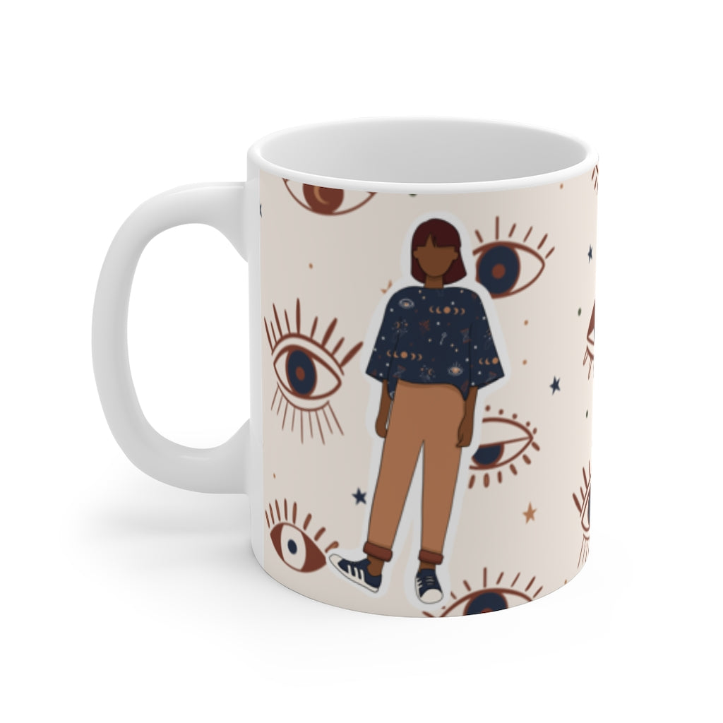 Mystical Aesthetic Mug Alyssa Marie Designs
