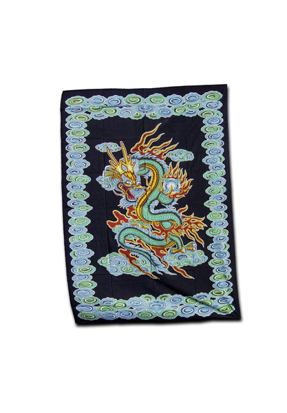 Wall cloth Dragon