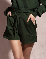 OLIVE LUX SHORT