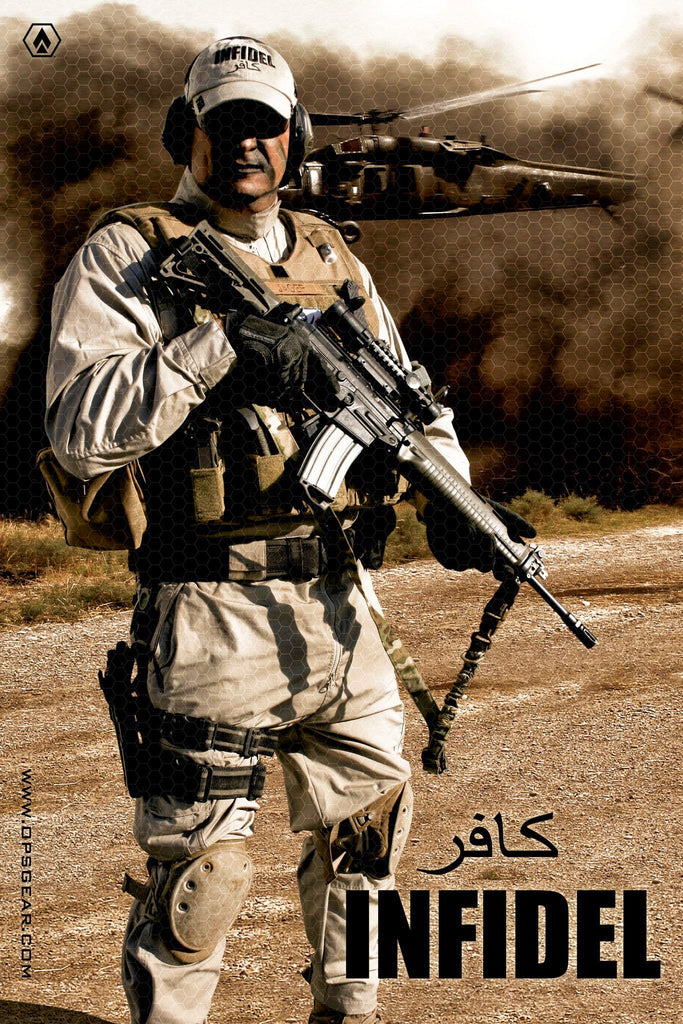 OPSGEAR INFIDEL Poster