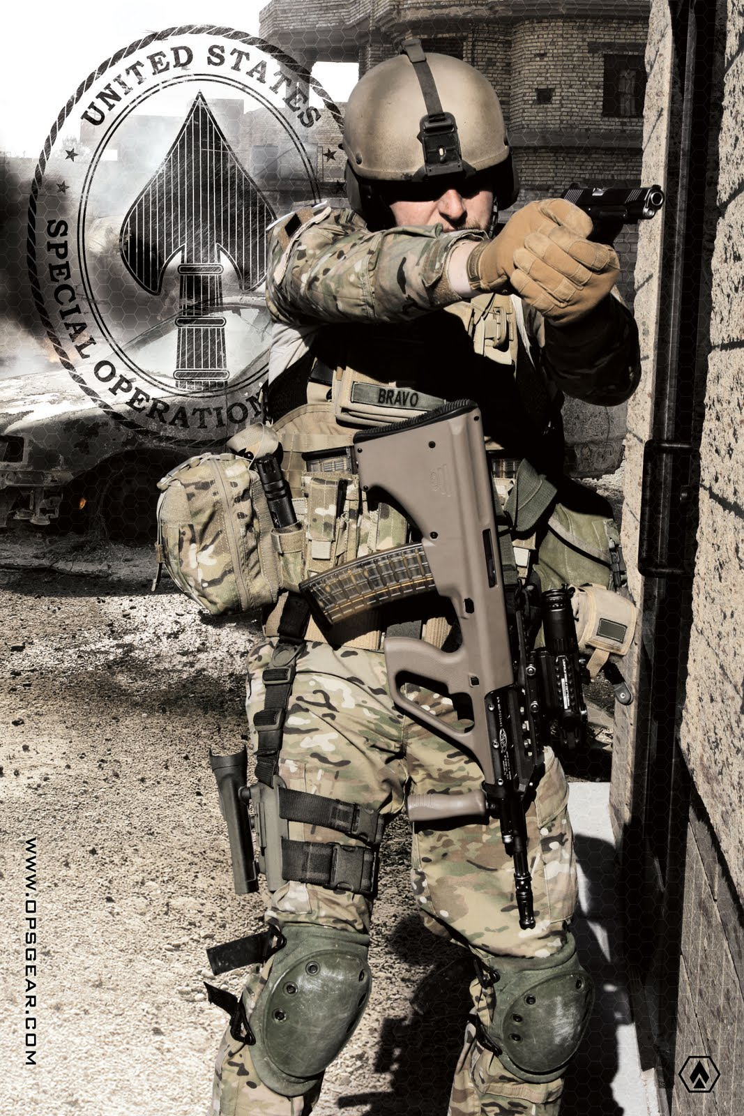 OPSGEAR Special Operations Poster