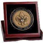 100 Years of Scouting Calendar Medal 3 inch (76mm) - OPSGEAR