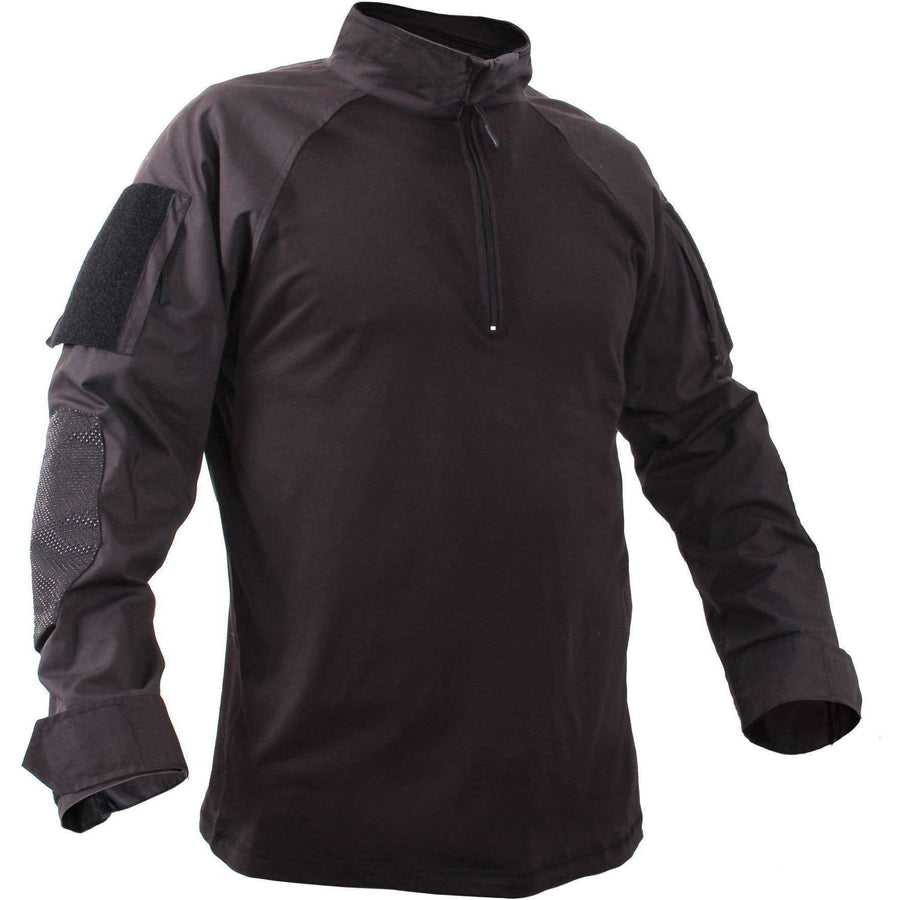 1/4 Zip Military Combat Shirt - Rothco - OPSGEAR