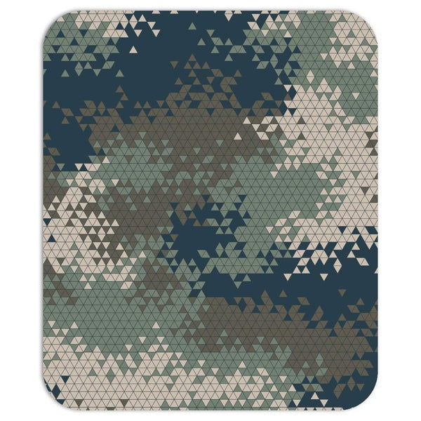 OPSGEAR:Military Triangle CAMO Mouse Pad
