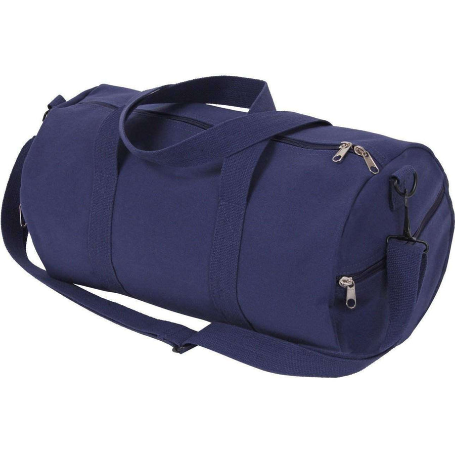 "19"" Canvas Shoulder Bag - Rothco - OPSGEAR"