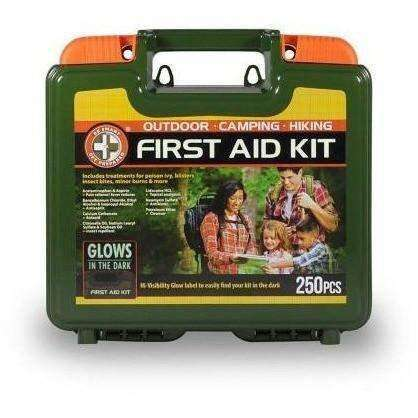 250 Piece First Aid Kit - OPSGEAR