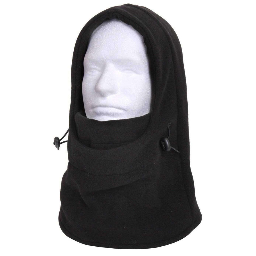 3 In 1 Adjustable Double Layer Fleece Balaclava - Rothco - OPSGEAR