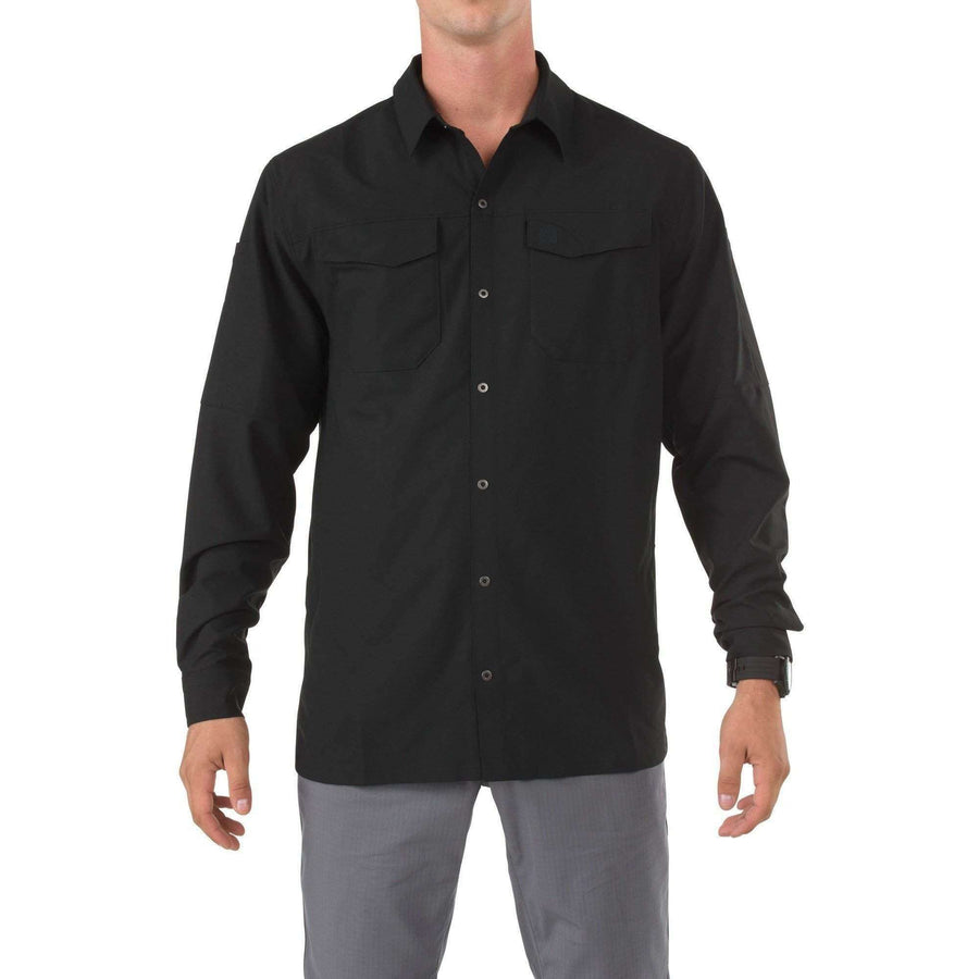 5.11 Freedom Flex Woven Shirt - Long Sleeve - OPSGEAR