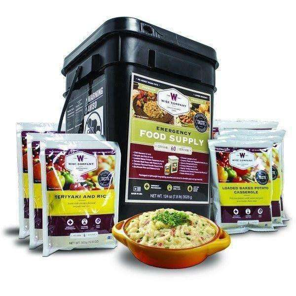 OPSGEAR:60 Serving Entree Grab and Go Food Kit