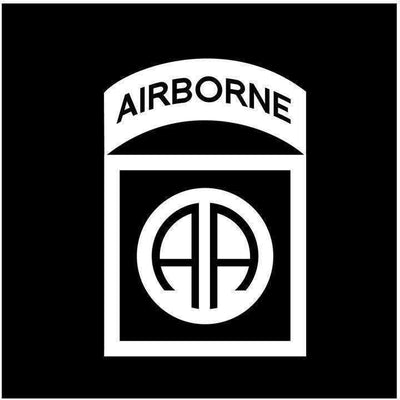 "OPSGEAR:82nd Airborne Patch 7"" Vinyl"