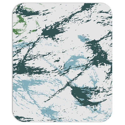 OPSGEAR:Abstract Military Blue Green CAMO Mouse Pad