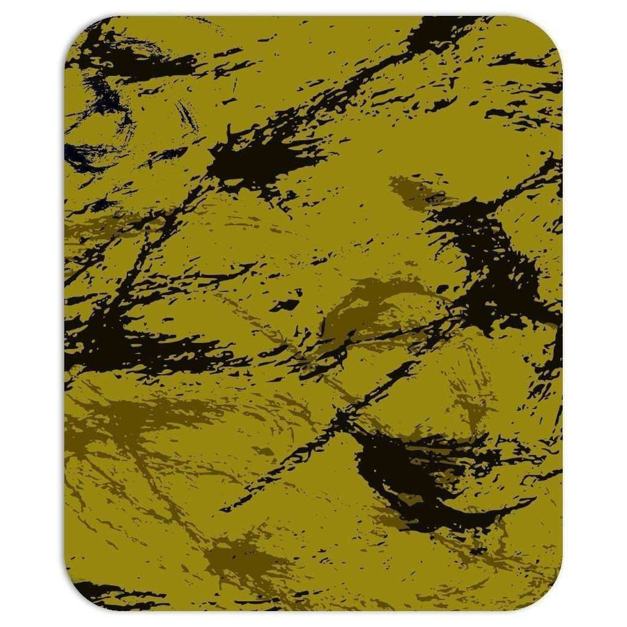 Mustard Yellow Teal Abstract Mouse Pad T Cool Circuit Board Computer Green Mousepads Zazzle