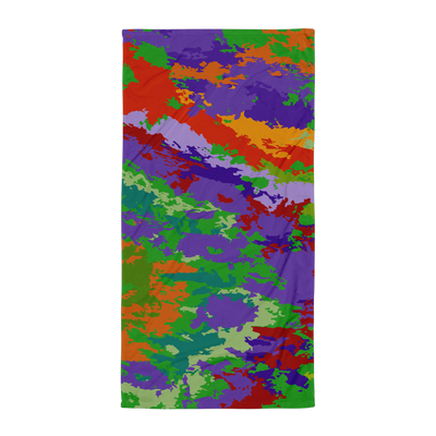 OPSGEAR:Abstract Party CAMO Towel