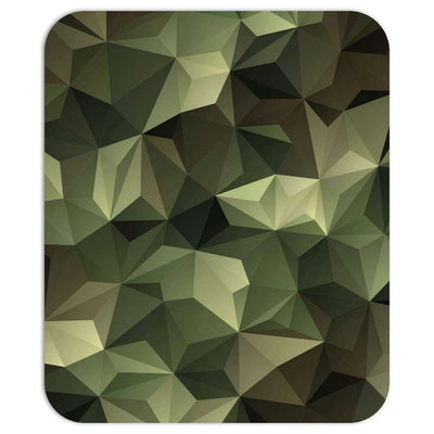 OPSGEAR:Abstract Triangle CAMO Mouse Pad