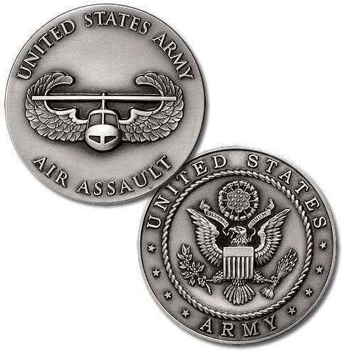OPSGEAR:Air Assault Coin