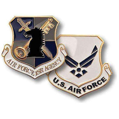 OPSGEAR:Air Force ISR Agency Challenge Coin