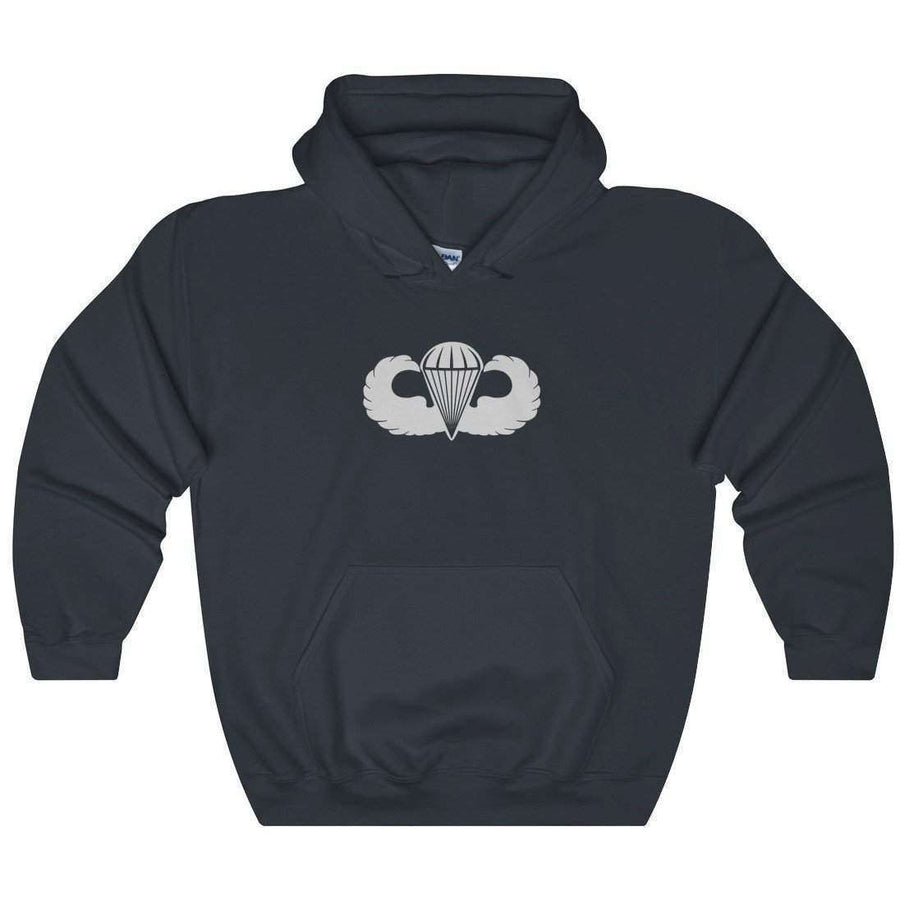 OPSGEAR:Airborne (Jump) Wings Heavy Blend Hooded Sweatshirt