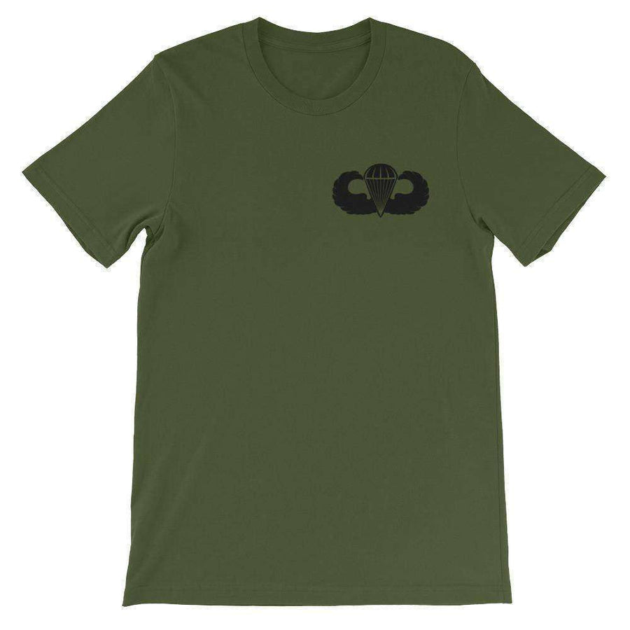 OPSGEAR:Airborne Jump Wings T-Shirt