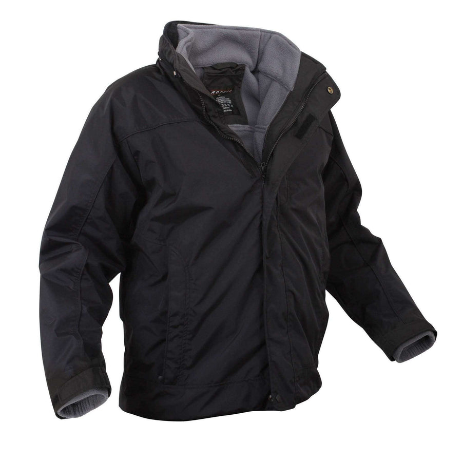 OPSGEAR:All Weather 3 In 1 Jacket - Rothco