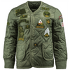 OPSGEAR:ALPHA Industries 50th Anniversary M-65 Liner
