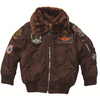 OPSGEAR:ALPHA Industries Boys Youth Maverick Jacket
