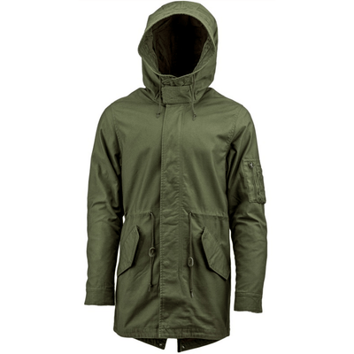 OPSGEAR:ALPHA INDUSTRIES M-59 Fishtail Parka