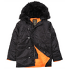 OPSGEAR:ALPHA Industries Slim Fit N-3B Parka