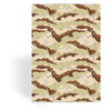 OPSGEAR:American Chocolate Chip Desert CAMO Greeting Card