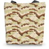 OPSGEAR:American Chocolate Chip Desert CAMO Tote Bag