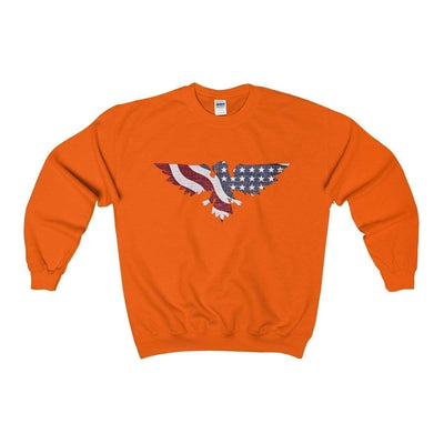 OPSGEAR:American Eagle Heavy Blend™ Adult Crewneck Sweatshirt