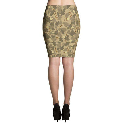 OPSGEAR:American Leaf Brown CAMO Skirts