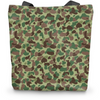 OPSGEAR:American Marine WWII Jungle CAMO Tote Bag