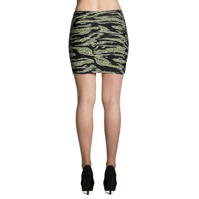 OPSGEAR:American Tiger Stripe CAMO Mini Skirts