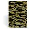 OPSGEAR:American Tiger Stripe Gold CAMO Greeting Card