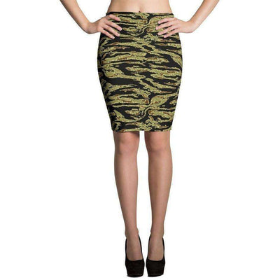 OPSGEAR:American Tiger Stripe Gold CAMO Skirts