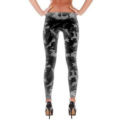 OPSGEAR:American Urban Subdued CAMO All-Over Leggings