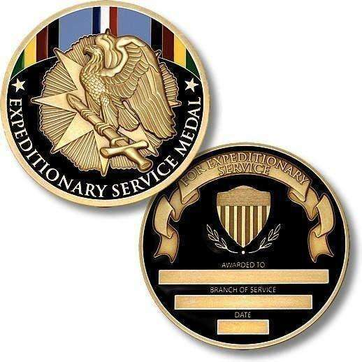 OPSGEAR:Armed Forces Expeditionary Medal Coin