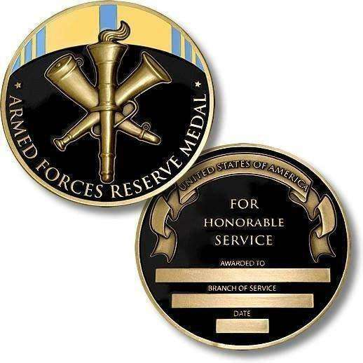 OPSGEAR:Armed Forces Reserve Medal Coin