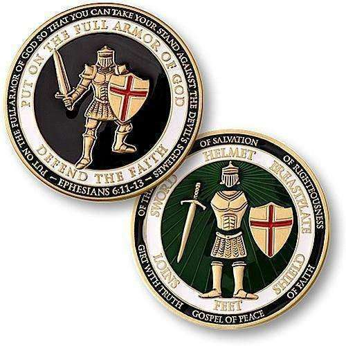 OPSGEAR:Armor of God Coin