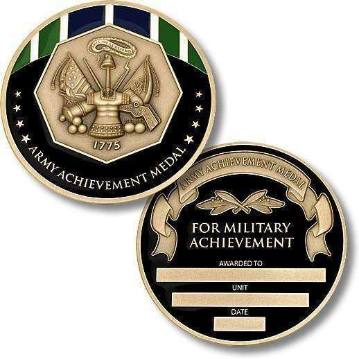 OPSGEAR:Army Achievement Medal Coin