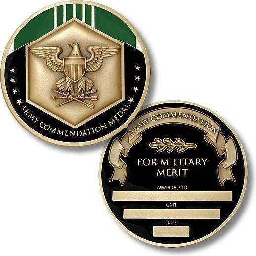 OPSGEAR:Army Commendation Medal Coin