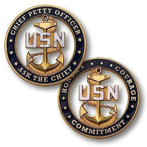OPSGEAR:Ask the Chief Challenge Coin