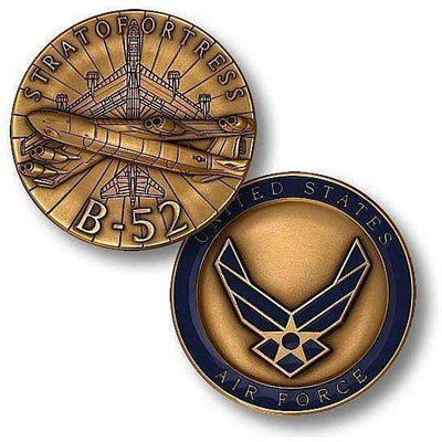 OPSGEAR:B-52 Stratofortress Coin