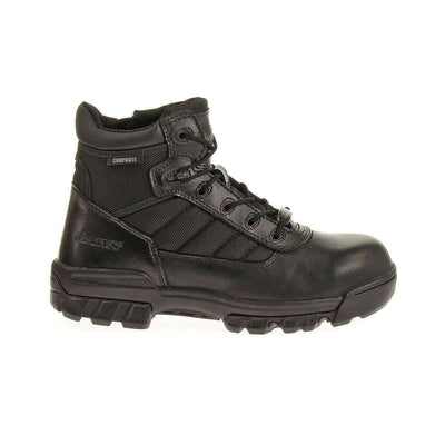 "OPSGEAR:BATES 5"" Tactical Sport Composite Toe Side Zip Boot"