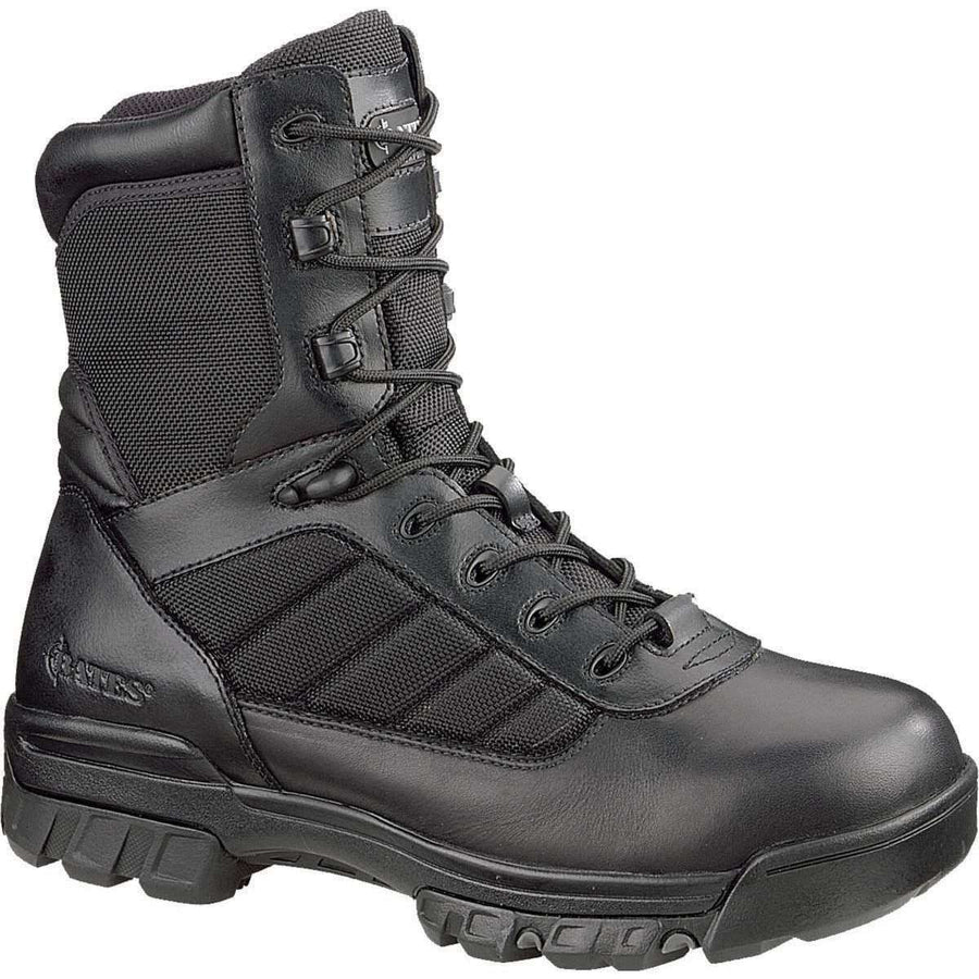 "OPSGEAR:BATES 8"" Tactical Sport Composite Toe Side Zip Boot"