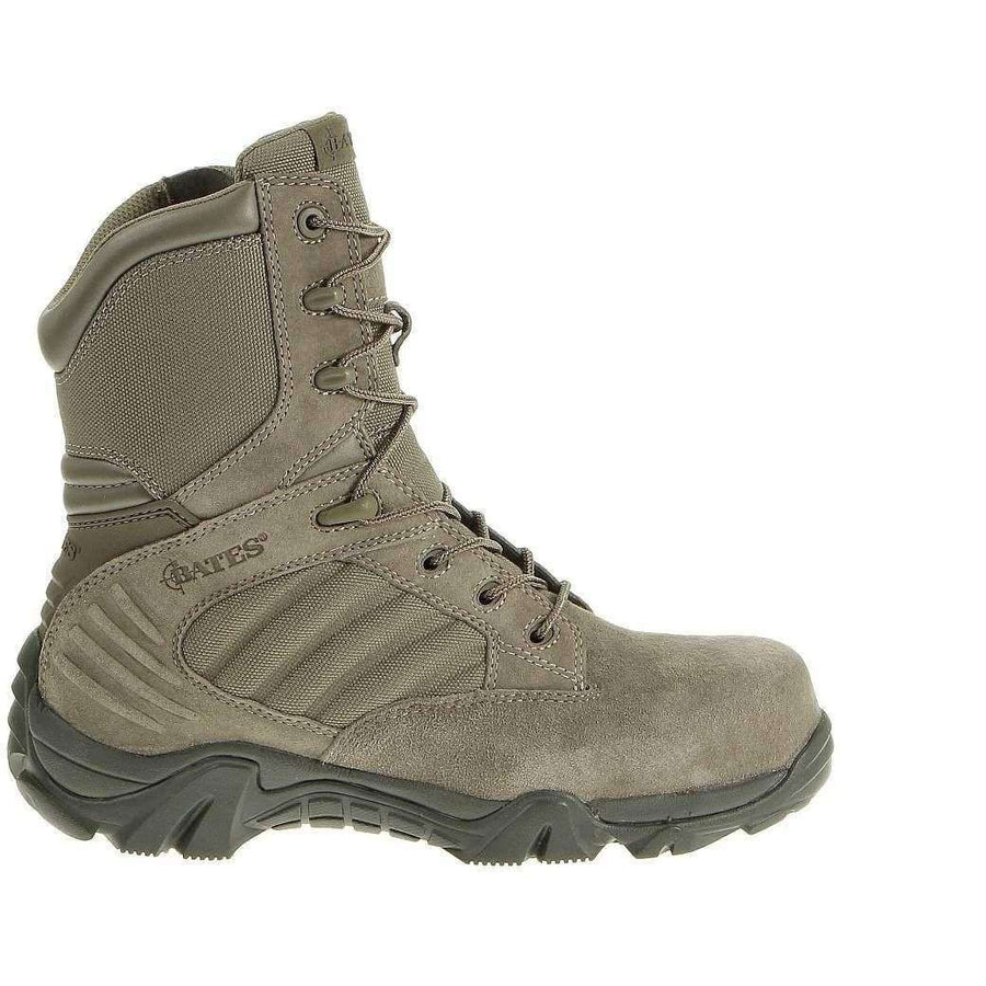 OPSGEAR:BATES GX-8 Sage Composite Toe Side Zip Boot