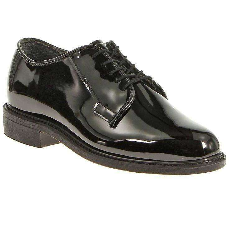 OPSGEAR:BATES High Gloss Leather Sole Oxford