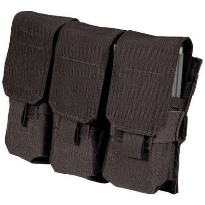 OPSGEAR:Blackhawk M4/M16 Triple Mag Pouch - Holds 6 Mags - MOLLE