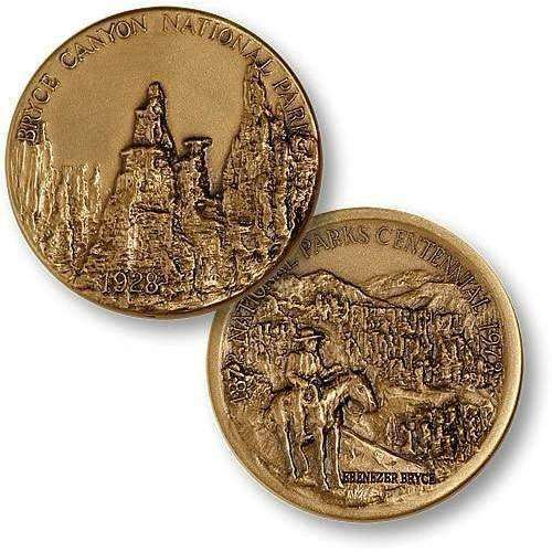 OPSGEAR:Bryce Canyon National Park Challenge Coin