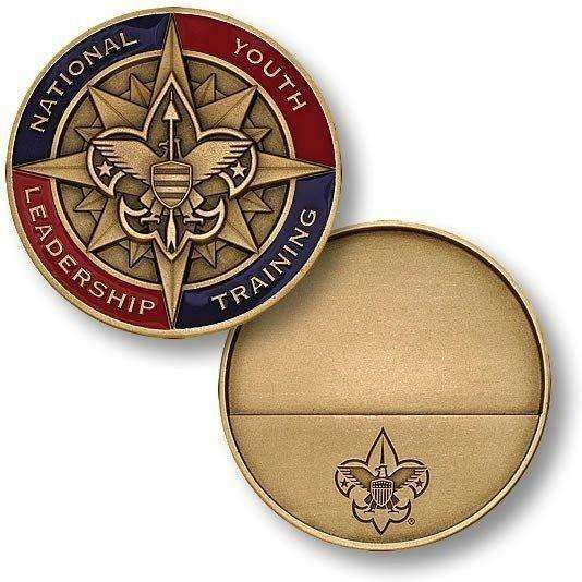 OPSGEAR:BSA National Youth Leadership Training Coin